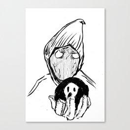 Soul Reapr Canvas Print