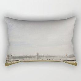 Lake Merritt, Oakland, California Rectangular Pillow
