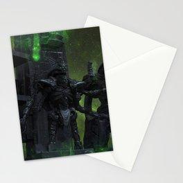 Dark Leach Stationery Cards