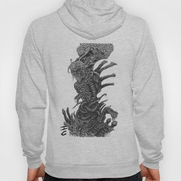 Flesh Monster #Entrapment Hoody