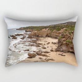 Caves Beach, Central Coast, NSW Rectangular Pillow