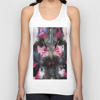 rorschach Tank Tops featuring RORSCHACH by ....