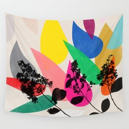 grow 2 Wall Tapestry