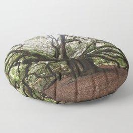 The Angel Oak Floor Pillow