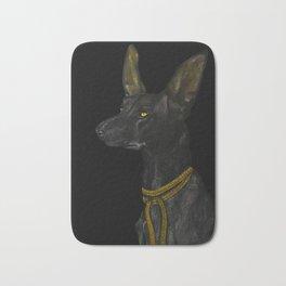 Egyptian Dog Bath Mat