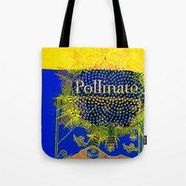 Pollinate Tote Bag