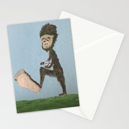 Bigfoot : Littlefoot Stationery Cards