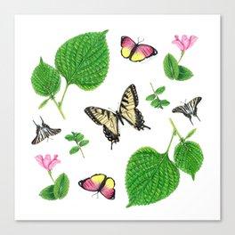 Ode to Springtime Canvas Print