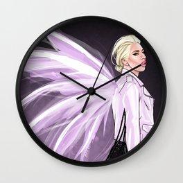 VS ANGEL Wall Clock
