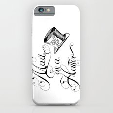 Alice in Wonderland Mad As A Hatter Slim Case iPhone 6s