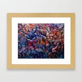 Earth Jewel Framed Art Print
