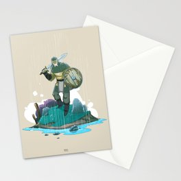 Knight Stuff part 3 Stationery Cards
