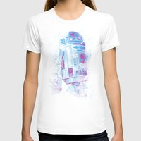 r2d2 T-shirts featuring R2D2 by Sitchko Igor