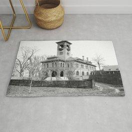 St. Ursula Hall, Ursuline Convent, New Orleans 1900 Rug