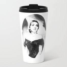 Maria Callas Travel Mug