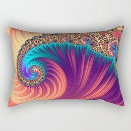 Mermaid Magic Rectangular Pillow