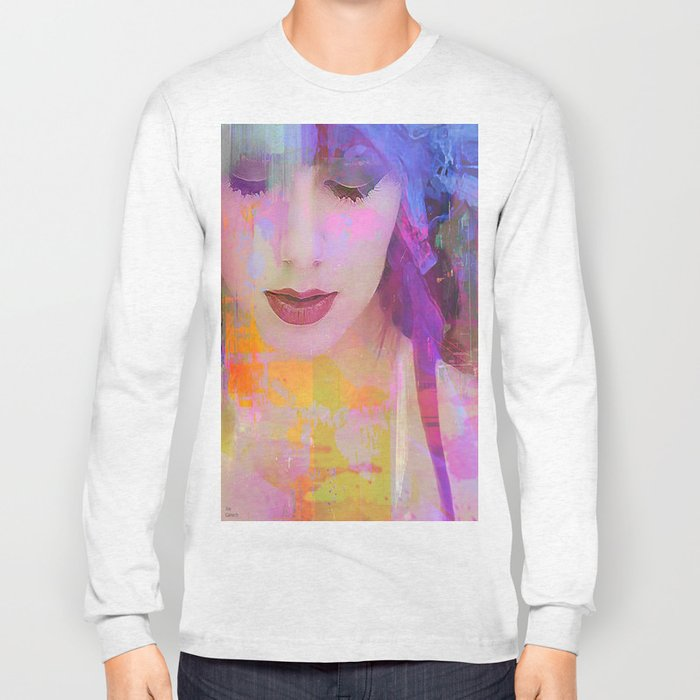 Suspend the moment Long Sleeve T-shirt