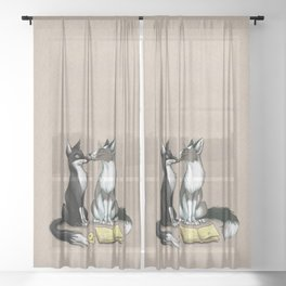 2012 Sheer Curtain