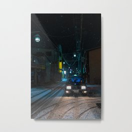 Takayama nights Metal Print
