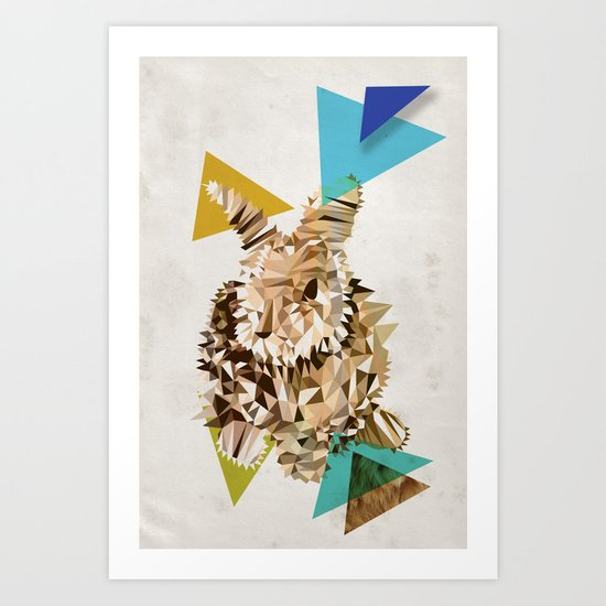 BNNY II Art Print