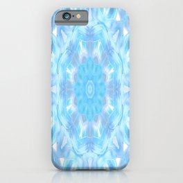Soft Shades of Color Kaleidoscope iPhone Case
