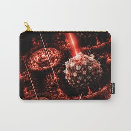 Angerpour - Abstract Fractal Artwork Carry-All Pouch
