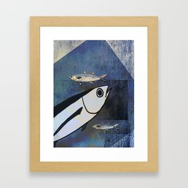 Tuna Fish and Others Framed Art Print