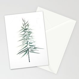 WINTER GREEN Stationery Cards