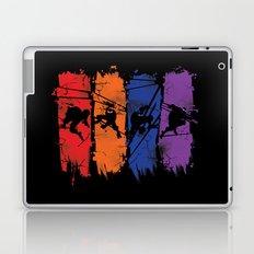 TEENAGE MUTANT NINJA TURTLES Laptop & iPad Skin