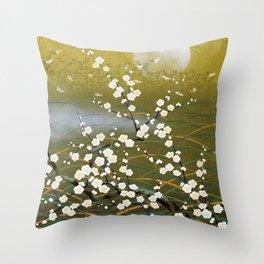 Japanese modern Interior art #22 Throw Pillow