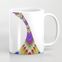Rainbow Twist Coffee Mug