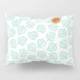 animal crossing cute nook shirt pattern Pillow Sham