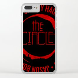 Sammy Hagar and The Circle tour 2019 axis1 Clear iPhone Case