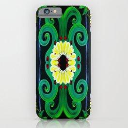 Daisy & Her Ladybugs 2 iPhone Case