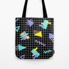 Memphis pattern 7 Tote Bag