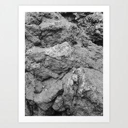 Rocky rocks Art Print