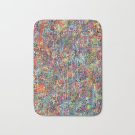 Acid Rain Bath Mat