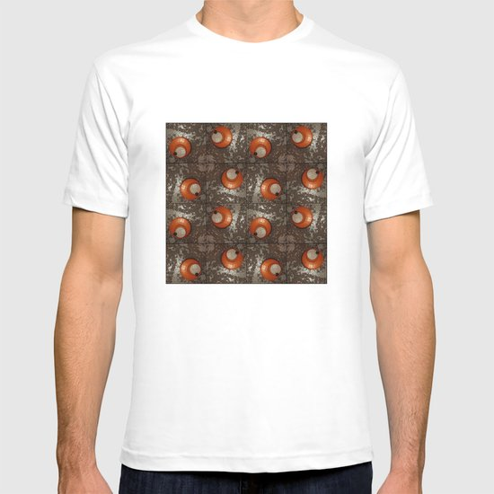 Salad Spinner Pattern T-shirt