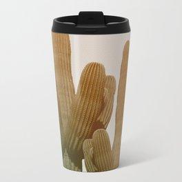 Cactus Art, Cacti Print, Cactus Photography, Tribal Travel Mug