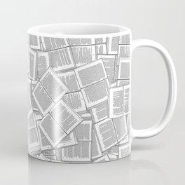 Literary Overload Coffee Mug