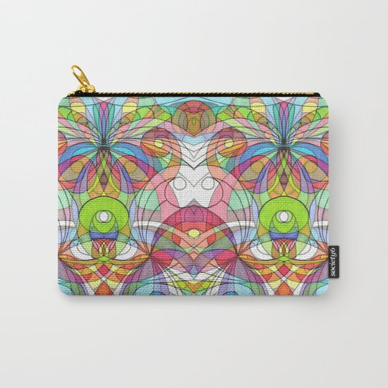 Ethnic Style G29 Carry-All Pouch