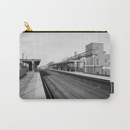 Green Street Station, Boston Carry-All Pouch