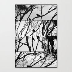 7 O'Clock - Polyptych Canvas Print