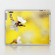 Sunny Blossoms Laptop & iPad Skin