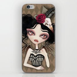 Countess Nocturne Vampire iPhone Skin