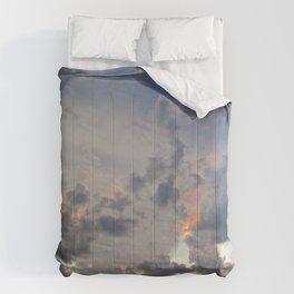 Hourglass Sky  Comforters