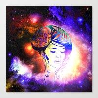 iris Canvas Prints featuring Iris  by haroulita
