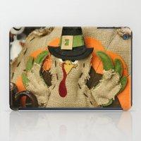 turkey iPad Cases featuring Turkey Time by IowaShots