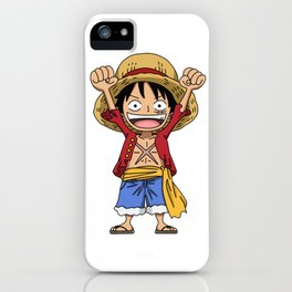 Monkey D. Luffy iPhone Case
