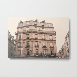 Paris Nº2 Metal Print
